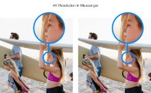 Facebook Messenger: Υποστηρίζει πλέον την αποστολή φωτογραφιών ανάλυσης 4K