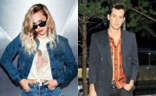 H Miley Cyrus κάνει comeback και συνεργάζεται με τον Mark Ronson
