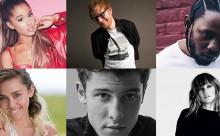 Οι υποψηφιότητες των MTV EMA 2017 μόλις ανακοινώθηκαν