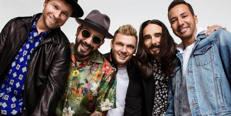Οι Backstreet Boys επέστρεψαν