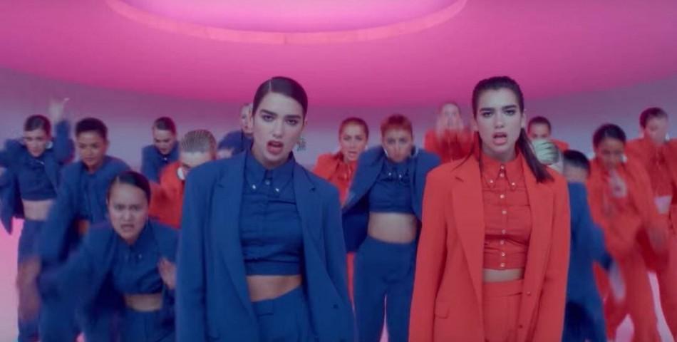Εσείς είδατε το νέο Video clip της Dua Lipa;