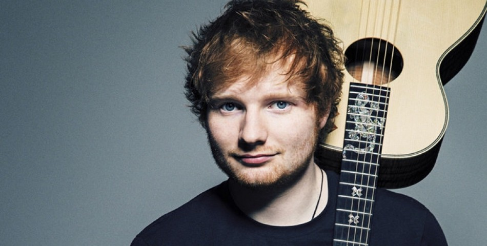 O Ed Sheeran είναι ο μεγαλύτερος Pop Star του πλανήτη