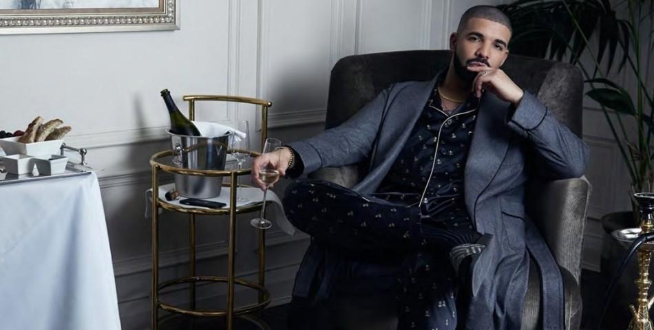Ο Drake εμπνέεται από τη «Louis Vuitton» και δημιουργεί το «Signs»