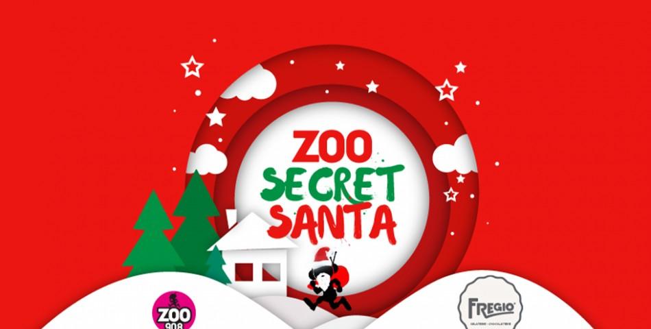 Δείτε πως το  Ζοο Secret Santa έκανε τη διαφορά φέτος τις γιορτές!