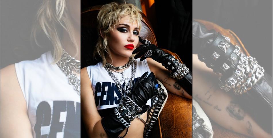 Η Miley Cyrus κυκλοφορεί το νέο άλμπουμ «Plastic Hearts»