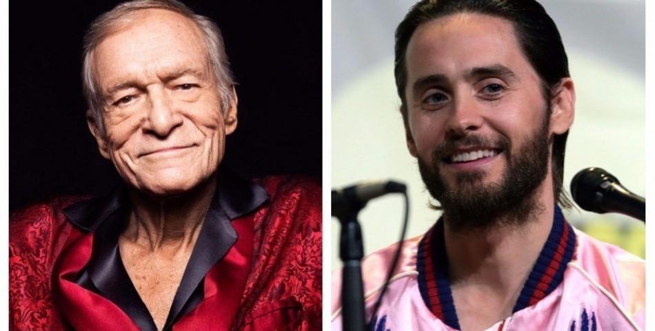Ο Jared Leto θα υποδυθεί τον ιδρυτή του «Playboy», Hugh Hefner, σε βιογραφική ταινία!