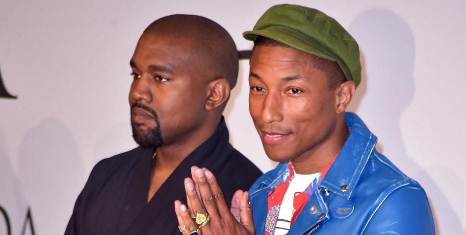 Ο Kanye West μίλησε για τον Pharrell Williams!