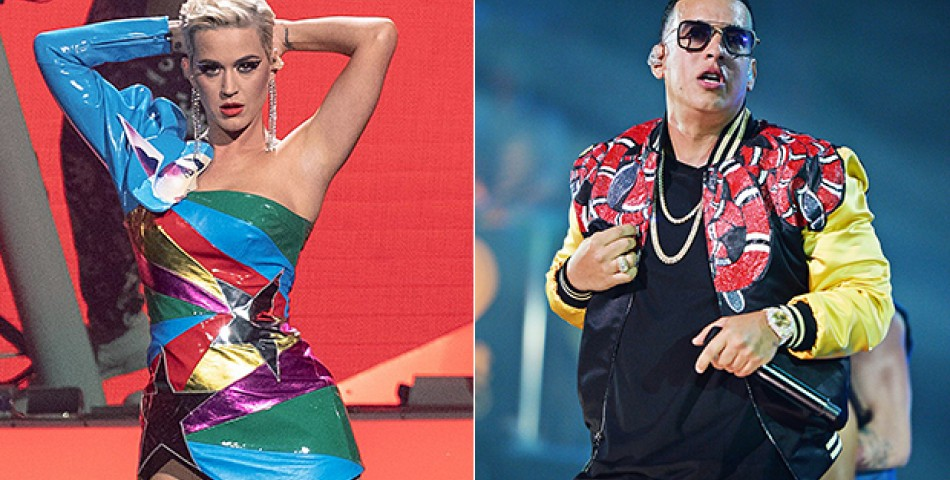 Daddy Yankee και Katy Perry συνεργάζονται στο remix του «Con Calma»