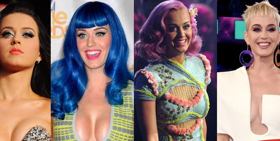 Χρόνια πολλά Katy Perry: Η στιλιστική εξέλιξη ενός «χαμαιλέοντα» (photos)