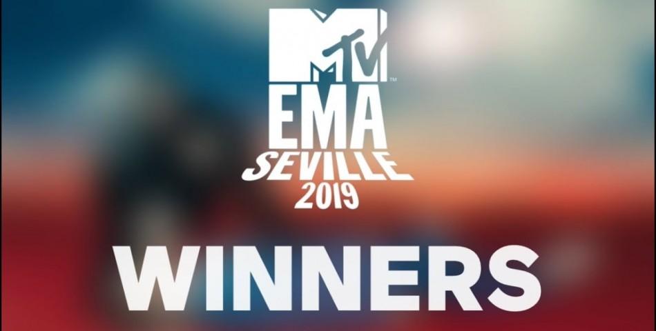 MTV EMA 2019: Οι νικητές της βραδιάς