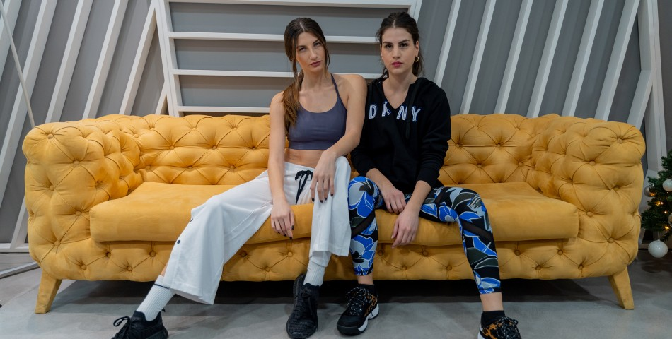 Special Xmas WorkOut Powered By DKNY