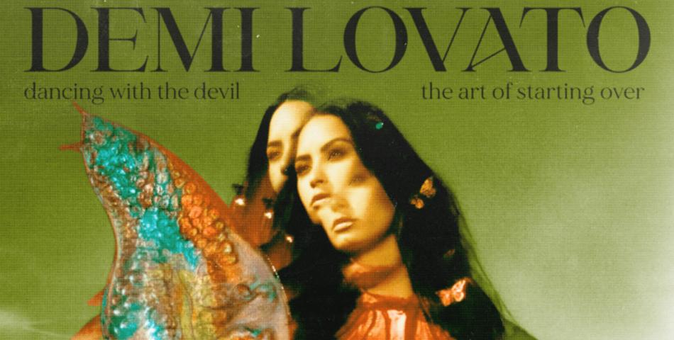 Η Demi Lovato κυκλοφορεί το νέο άλμπουμ «Dancing With The Devil… The Art of Starting Over»