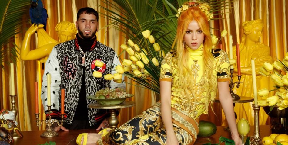 Shakira και Anuel AA κυκλοφορούν το music video του «Me Gusta»