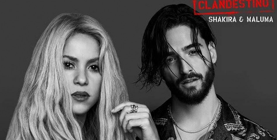 "Shakira & Maluma ξανά μαζί στο ""Clandestino"""