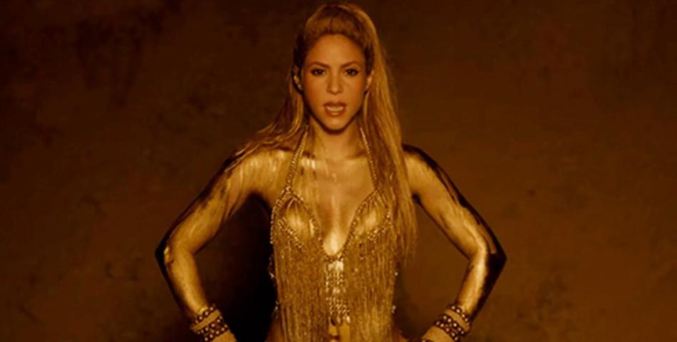 Shakira: Μία ολόχρυση θεά στο video clip του «Perro Fiel» με τον Nicky Jam (video)