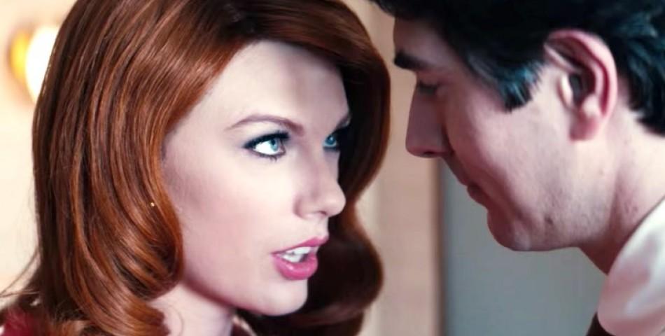 H Taylor Swift κοκκινομάλλα στο Video Clip των Sugarland