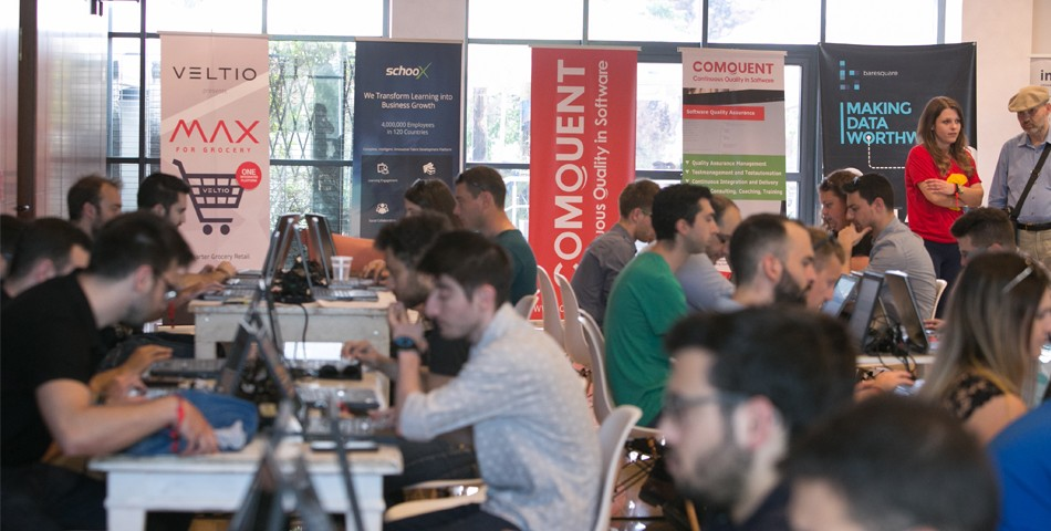 TECHSaloniki  20 εταιρείες, 1200 συμμετοχές, 150 θέσεις εργασίας στον κλάδο της τεχνολογίας!