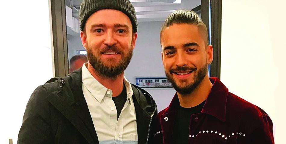 Τι ετοιμάζουν ο Justin Timberlake και ο Maluma;