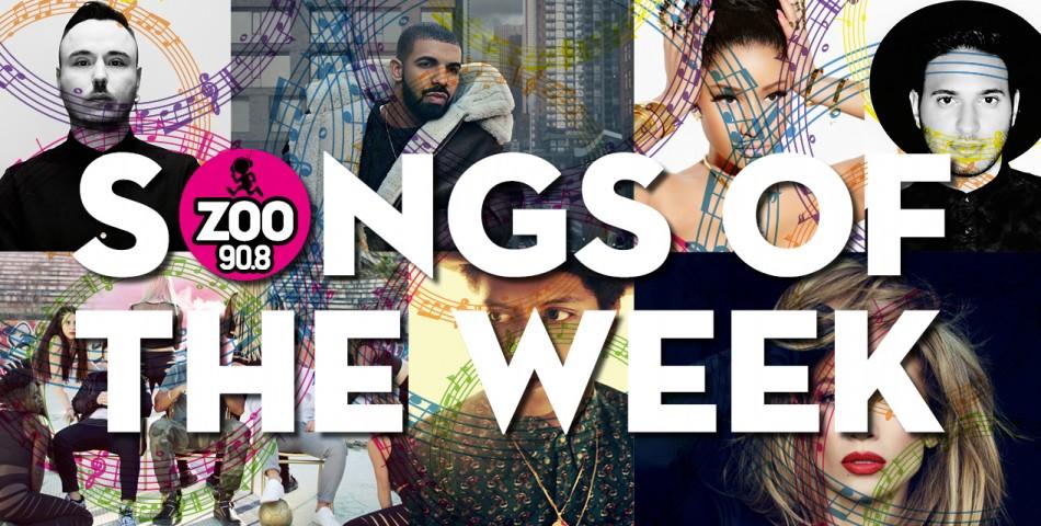 Τα 5 τραγούδια που μας φτιάχνουν την διάθεση αυτή την εβδομάδα