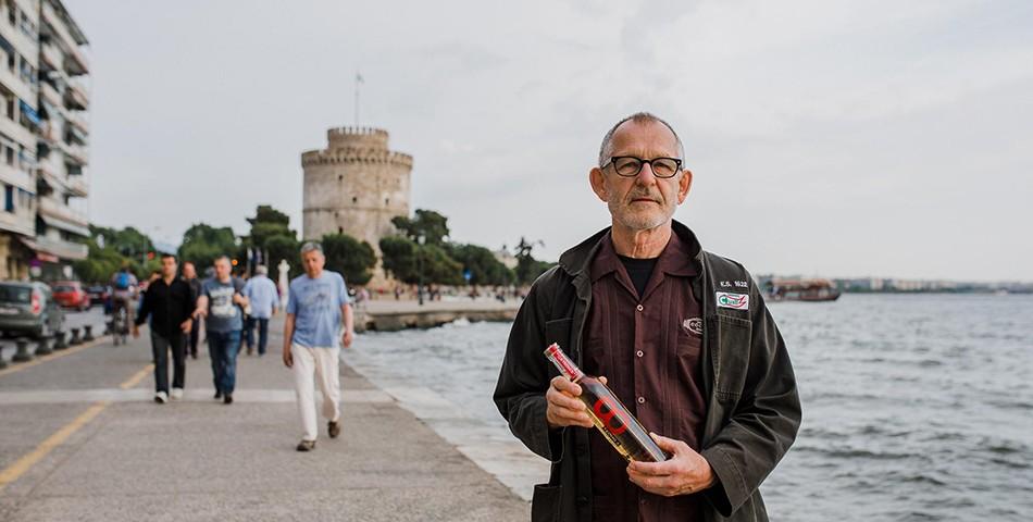 Ο θρυλικός Tequila Ambassador TOMAS ESTES στη Θεσσαλονίκη